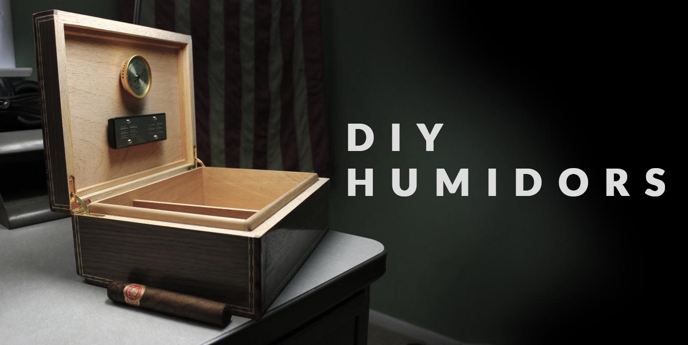 DIY Humidors